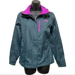 The north face Hyvent full zip jacket